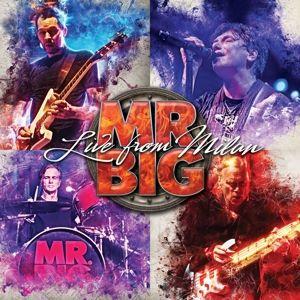 Live From Milan (2 CDs + Blu-Ray Digipack), Mr.Big