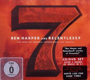 Live From The Montreal Jazz Festival, Ben & Relentless 7 Harper