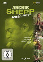 Live From The Teatro Alfieri 1977, Archie Quartet Shepp