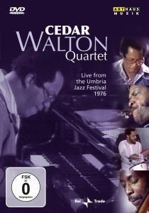 Live From Umbria Jazz Festival 1976, Cedar Quartet Walton