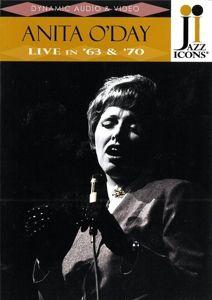 Live In '63 & '70, Anita O'Day