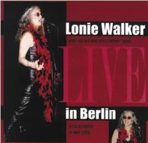 Live In Berlin 14.05.2002, Lonie Walker