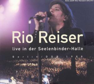 Live In Berlin,Ddr,1988, Rio Reiser