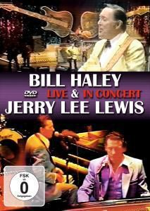 Live In Concert, Bill And Lewis,jerry Lee Haley