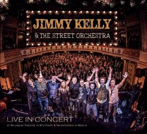 Live In Concert, Jimmy Kelly, The Street Orchestra