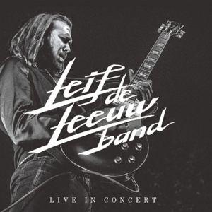 Live In Concert, Leif Band De Leeuw