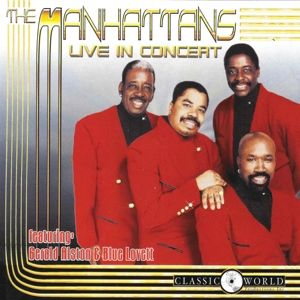 Live In Concert, The Manhattans