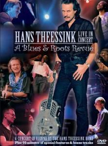 Live In Concert-A Blues & Roots Revue, Hans Theessink