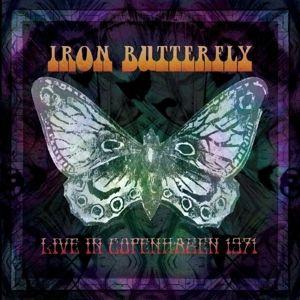 Live In Copenhagen 1971 (Vinyl), Iron Butterfly