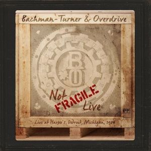 Live In Detroit 1984, Bachman-turner Overdrive