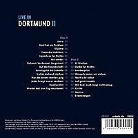 Live in Dortmund II - Produktdetailbild 1