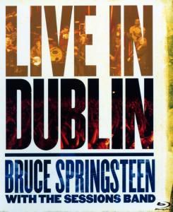 Live In Dublin, Bruce & The Sessions Band Springsteen