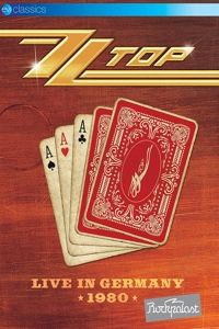 Live In Germany 1980 (Dvd), ZZ Top