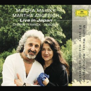 Live in Japan, Mischa Maisky, Martha Argerich