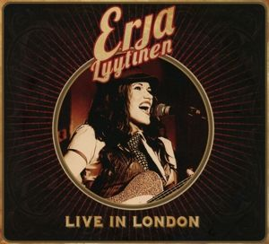 Live In London (CD+DVD), Erja Lyytinen