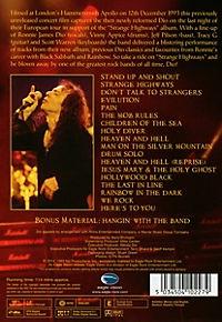 Live In London-Odeon 1993 (Dvd) - Produktdetailbild 1