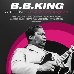 Live In Los Angeles, B.B.& Friends King