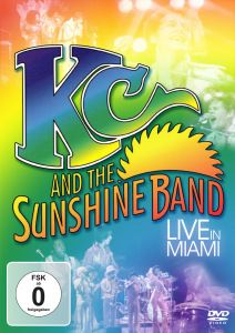 Live In Miami, KC And The Sunshine Band