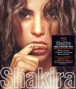 Live In Miami-The Oral Fixation Tour, Shakira