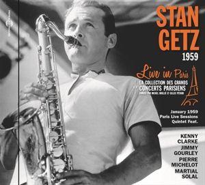 Live In Paris - 1959, Stan Getz