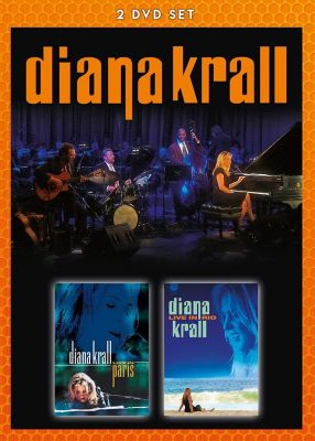 Live In Paris And Rio (Blu-ray), Diana Krall