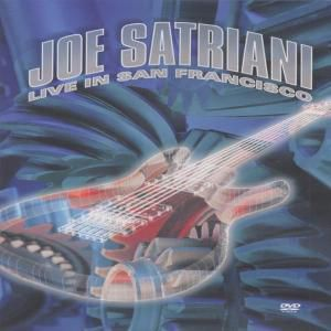 Live In San Francisco, Joe Satriani