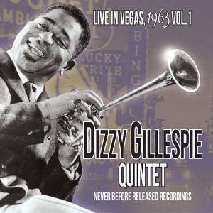 Live In Vegas,1963 Vol.1, Dizzy Quartet Gillespie