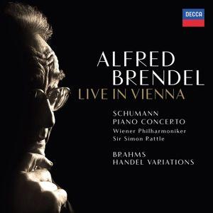 Live In Vienna, Robert Schumann, Johannes Brahms