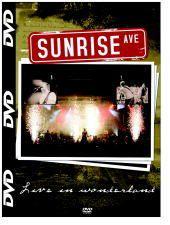 Live In Wonderland, Sunrise Avenue