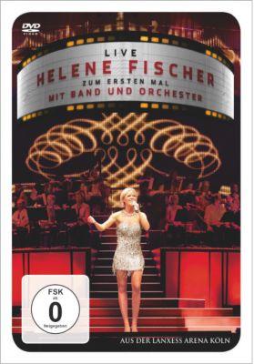 Live mit Band und Orchester, Helene Fischer