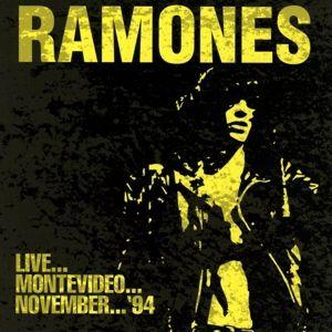 Live? Montevideo? November 94, Ramones