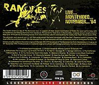 Live? Montevideo? November 94 - Produktdetailbild 1