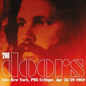 Live New York,Pbs Critique,Apr.28/29 1969 (180 (Vinyl), The Doors