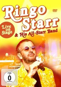 Live on Stage, Ringo And His All Starr Band Starr