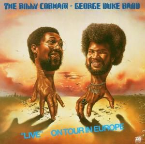 Live On Tour In Europe, George & Cobham,Billy Duke