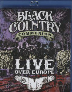 Live Over Europe, Black Country Communion