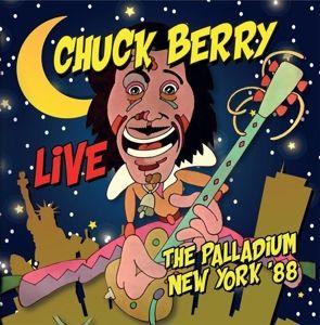 Live...The Palladium New York '88, Chuck Berry