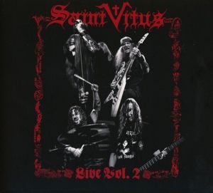 Live Vol.2 (Digipak), Saint Vitus