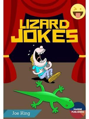 Lizard Jokes, Joe King