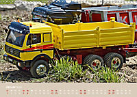 LKW Modelle beim Dampfmodellbautreffen in Bisingen (Wandkalender 2019 DIN A3 quer) - Produktdetailbild 1