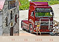 LKW Modelle beim Dampfmodellbautreffen in Bisingen (Wandkalender 2019 DIN A3 quer) - Produktdetailbild 4