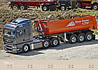 LKW Modelle beim Dampfmodellbautreffen in Bisingen (Wandkalender 2019 DIN A2 quer) - Produktdetailbild 3