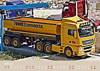LKW Modelle beim Dampfmodellbautreffen in Bisingen (Wandkalender 2019 DIN A2 quer) - Produktdetailbild 6
