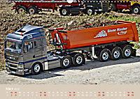 LKW Modelle beim Dampfmodellbautreffen in Bisingen (Wandkalender 2019 DIN A3 quer) - Produktdetailbild 3