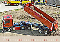 LKW Modelle beim Dampfmodellbautreffen in Bisingen (Wandkalender 2019 DIN A3 quer) - Produktdetailbild 8