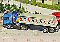 LKW Modelle beim Dampfmodellbautreffen in Bisingen (Wandkalender 2019 DIN A3 quer) - Produktdetailbild 9