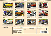 LKW Modelle beim Dampfmodellbautreffen in Bisingen (Wandkalender 2019 DIN A3 quer) - Produktdetailbild 13
