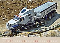 LKW Modelle beim Dampfmodellbautreffen in Bisingen (Wandkalender 2019 DIN A3 quer) - Produktdetailbild 10