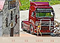 LKW Modelle beim Dampfmodellbautreffen in Bisingen (Wandkalender 2019 DIN A2 quer) - Produktdetailbild 4