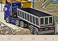 LKW Modelle beim Dampfmodellbautreffen in Bisingen (Wandkalender 2019 DIN A2 quer) - Produktdetailbild 5